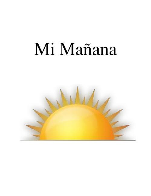 Marisol Brucker- Mi Manana