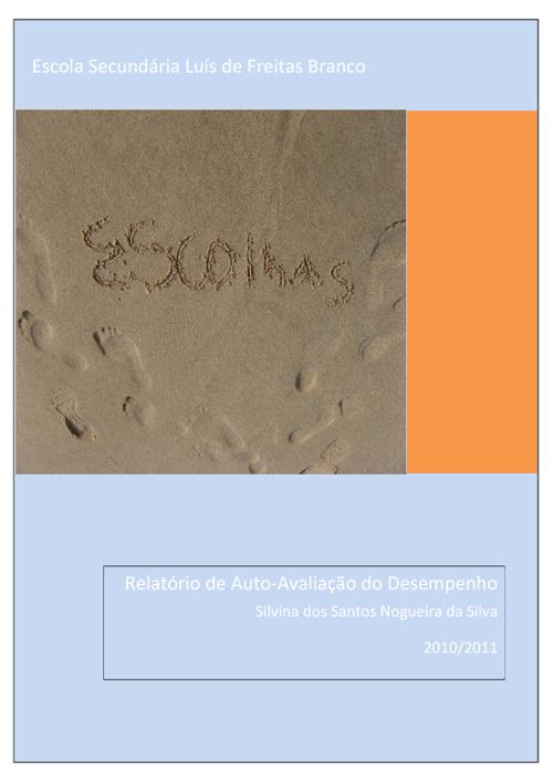 Relatório 2010/2011