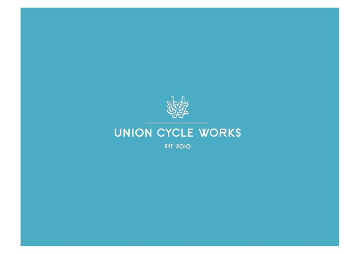 Union Cycle Works presentation