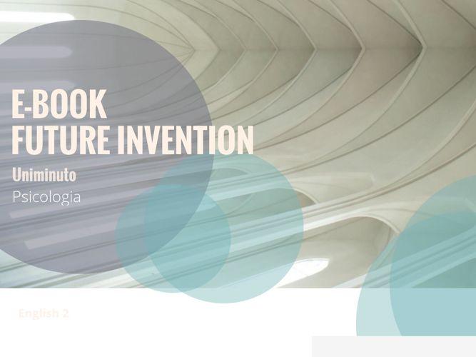 E-BOOK FUTURE INVENTION