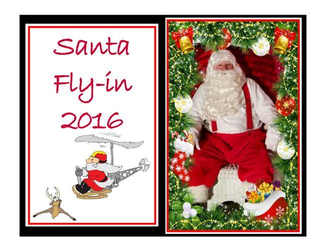 Santa Fly-In Photo Album 2016