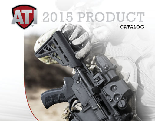 ATI 2015 Product Catalog