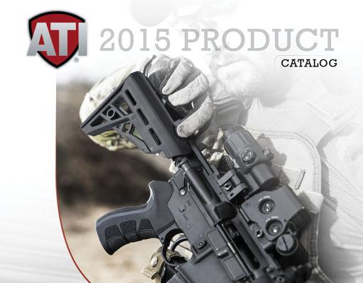 ATI 2015 Product Catalog