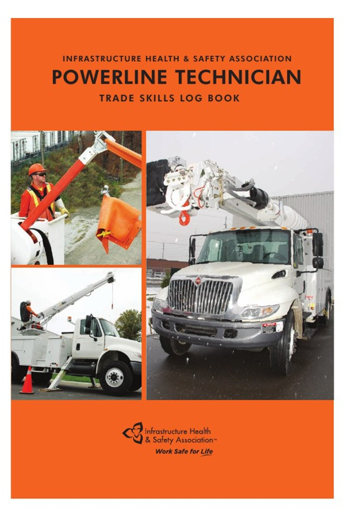 PLTN Powerline Technician Apprentice Log Book