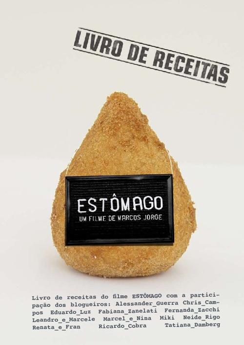 Estomago (Filme) - Livro de Receitas