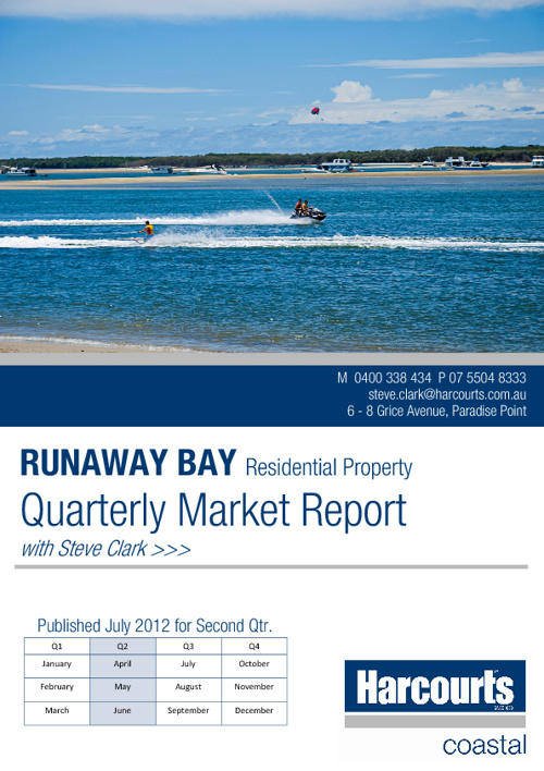 Runaway Bay Quarterly Market Report