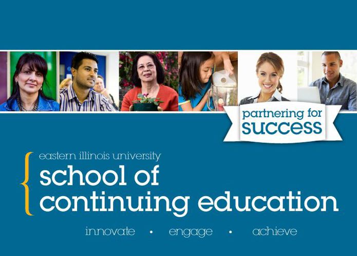 EIU School of Continuing Education Services Booklet