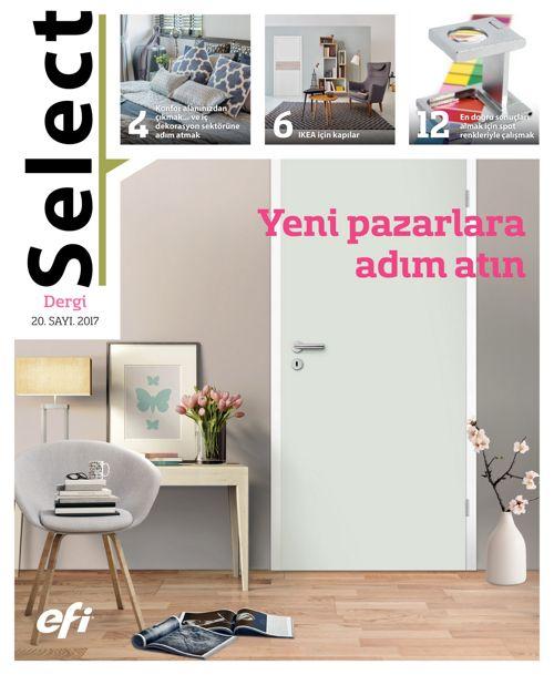 EFI Select issue 20 Turkish