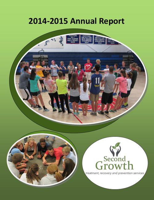 Second Growth 2015 Annual Report