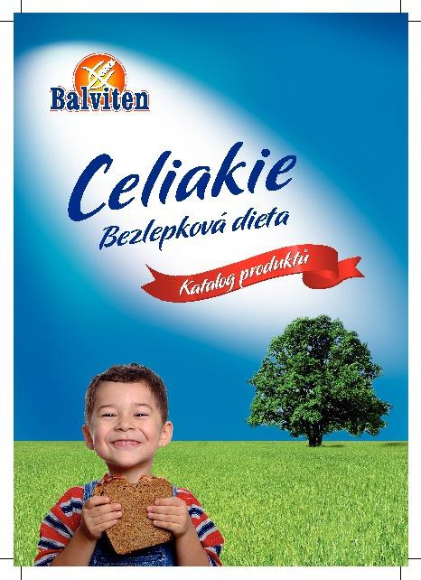 Katalog Balviten - bezlepkový
