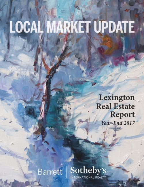 2017 Year-End Market Update - Lexington