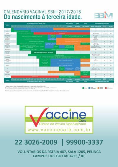 Vaccine livreto