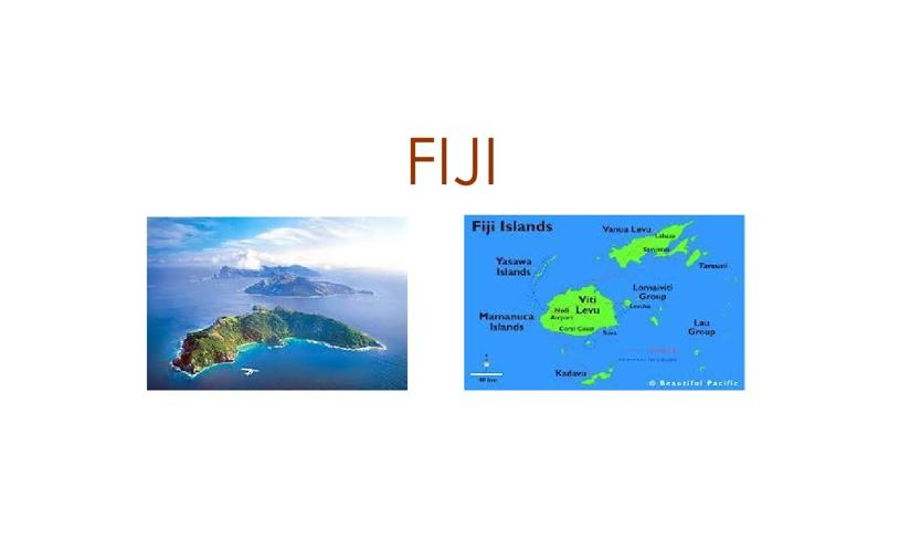 Fiji Brochure