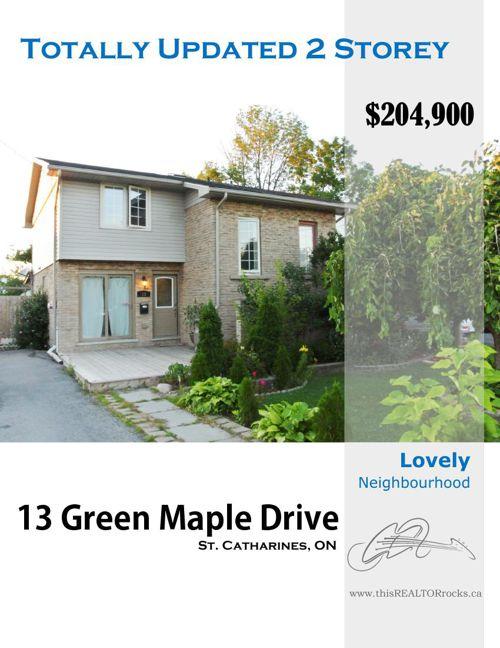 13 Green Maple Drive