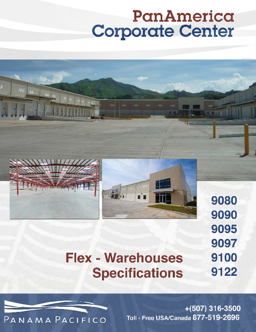 Flex Warehouses Specifications