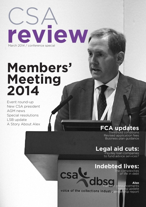 CSA review - March 2014/conference special