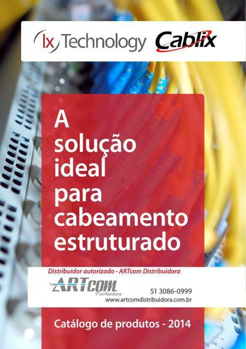 Catálogo Cablix ARTcom flip