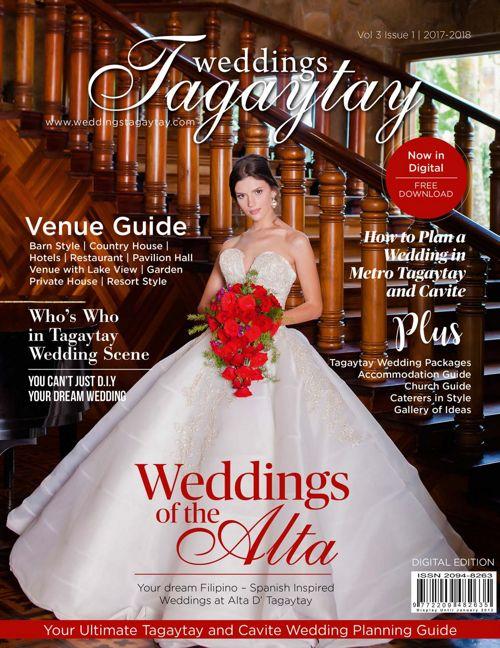Weddings Tagaytay Digital Magazine