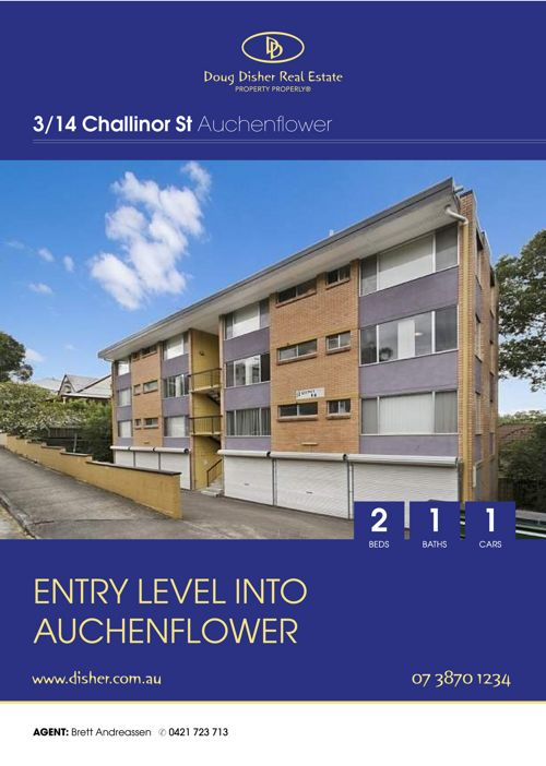 3-14 Challinor St