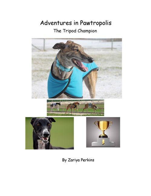 Adventures in Pawtropolis The Tripod Champion Ch. 1-3