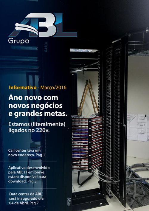 Grupo ABL | Informativo Março - 2016