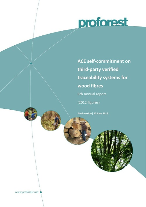 Proforest Report on ACE Commitment 2013