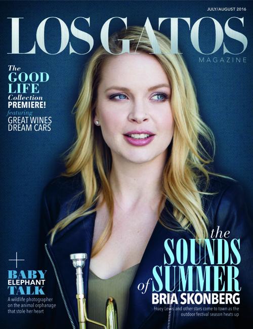 Los Gatos Magazine July 2016