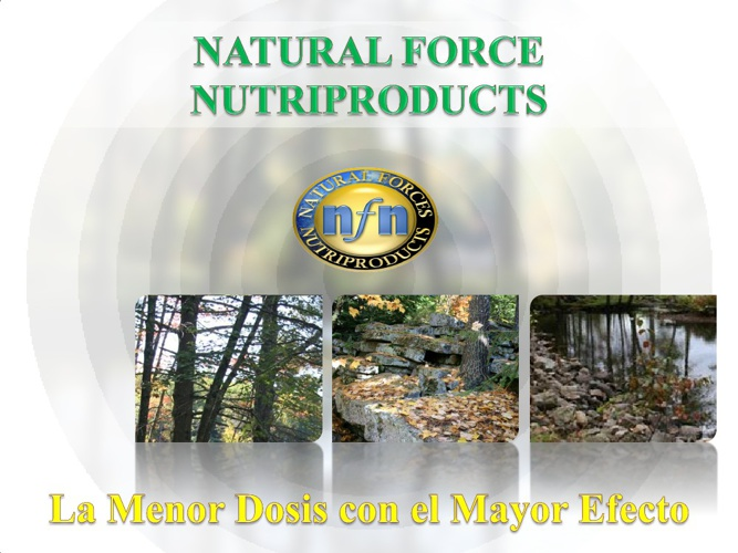 Natural Forces Plan Liberty