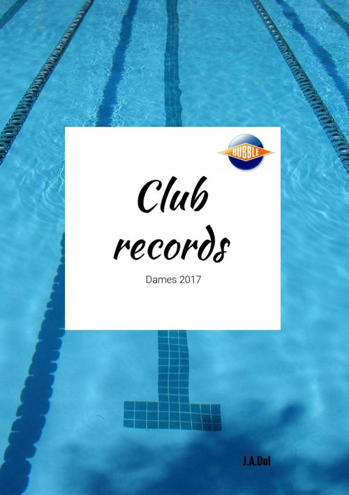 clubrecords dames 2106