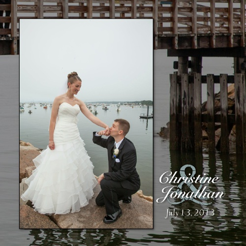 Christine and Jonathan's Album