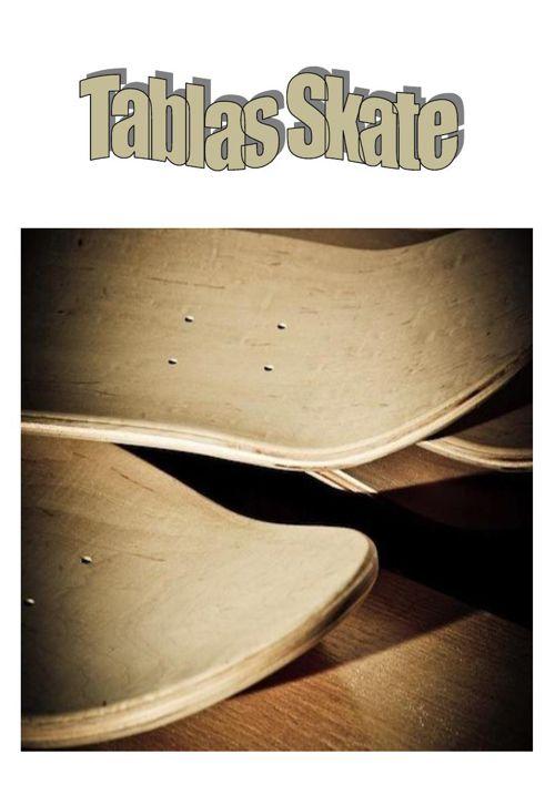 Catálogo SkateMania Shop