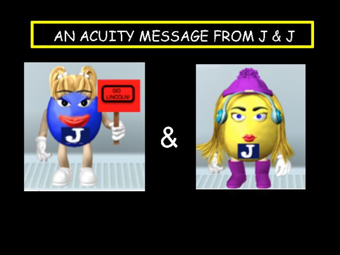 Acuity J&J