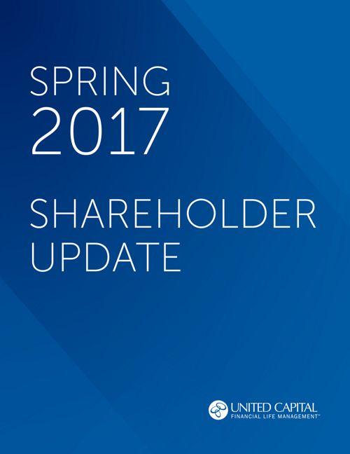 United Capital Spring Update | 2016