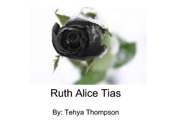 Ruth Alice Tias