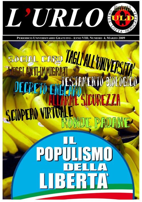 Marzo 2009 & Pieroni 2009