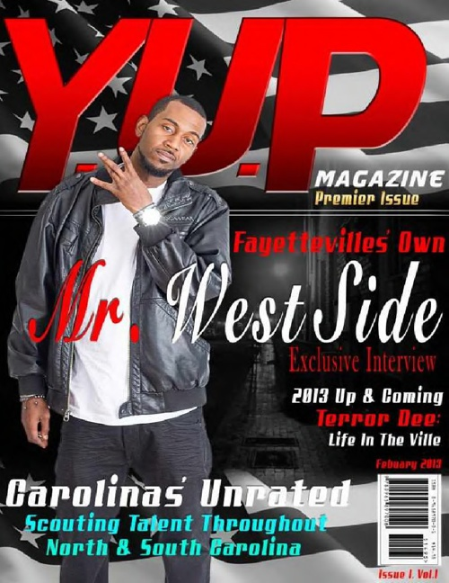 Yup Mag Issue 1