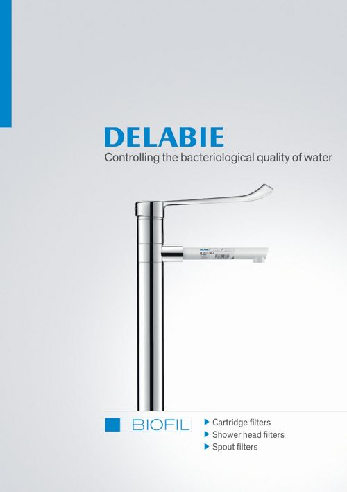 Delabie-Controlling the bacteriological quality of water