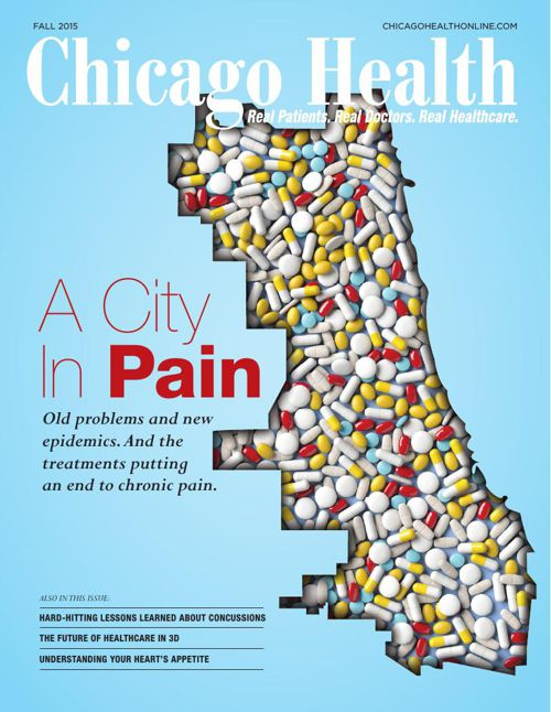 Chicago Health magazine Fall 2015