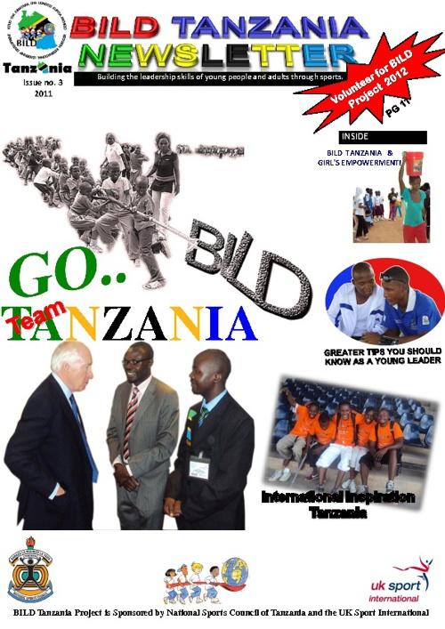 BILD Tanzania Newsletter