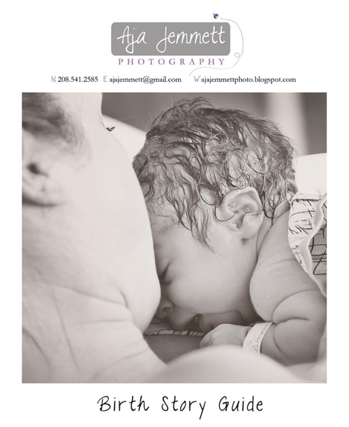 Birth Story Guide