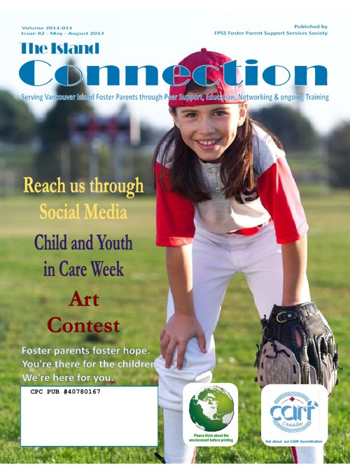 May-August 2013 Island Connection Newsletter