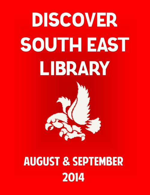 Discover South East Library - August and September Newsletter
