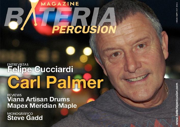 Bateria y Percusión Magazine! V2
