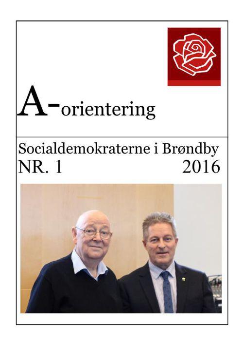 A-orientering 1 - 2016