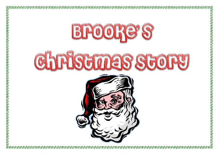 Brooke's Christmas Story