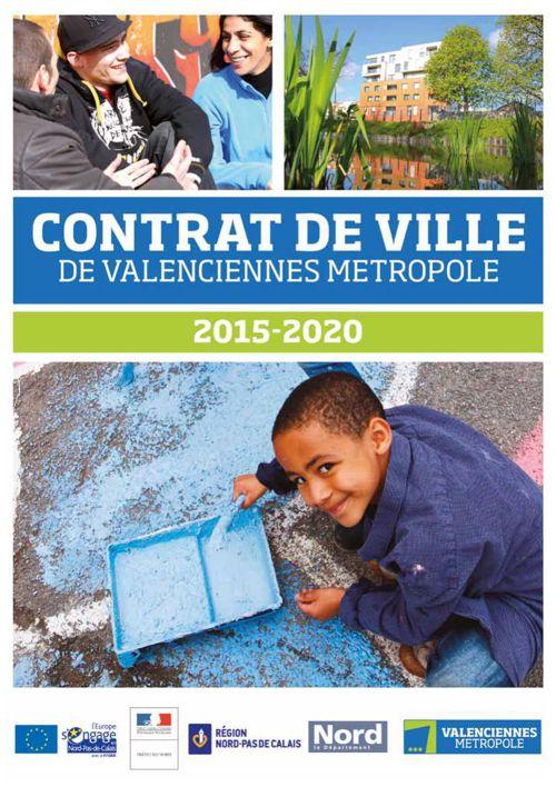 Contrat de Ville de Valenciennes Métropole 2015-2020