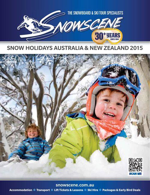 Snowscene 2015 Brochure