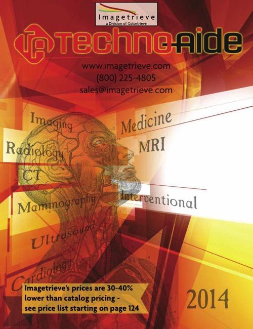Imagetrieve/Techno Aide Catalog 2014