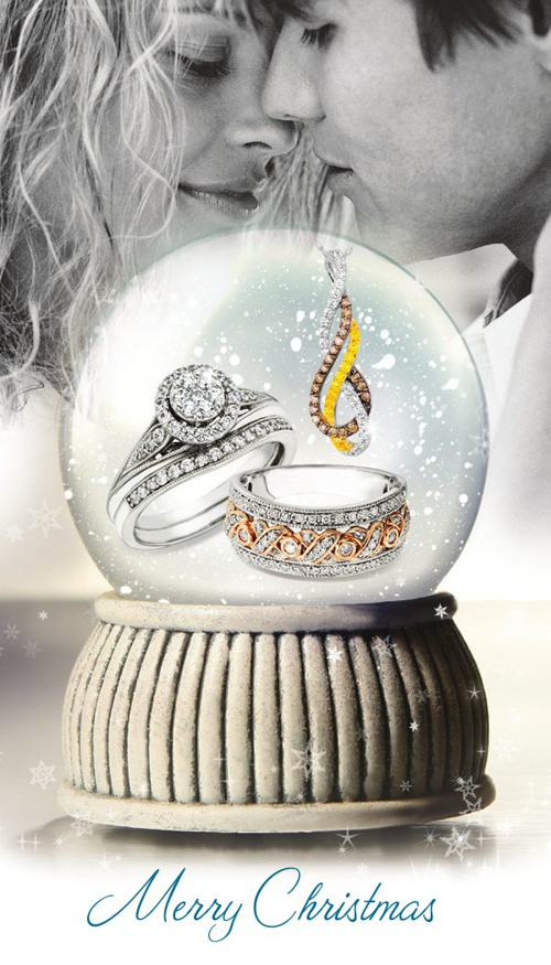 Goldrush Jeweler's Christmas Flyer