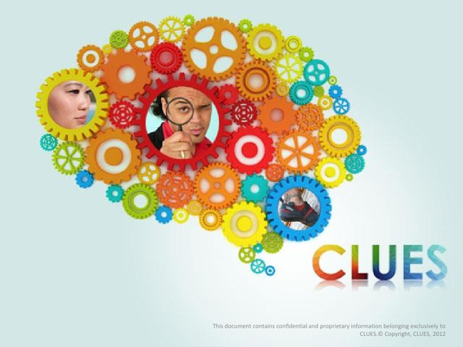 What is CLUES?